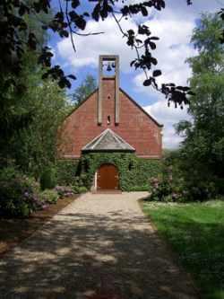 De kapel 'Uit Liefde'