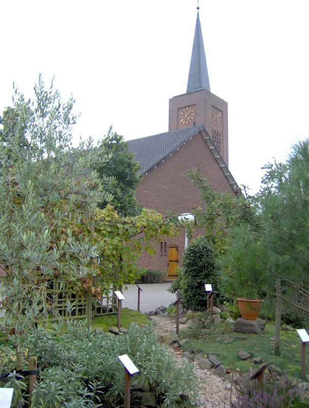 Kerktuin Zwartebroek